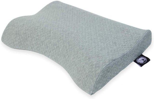 Dr.moon 凹凸構造三日月型枕 ムーンムーン