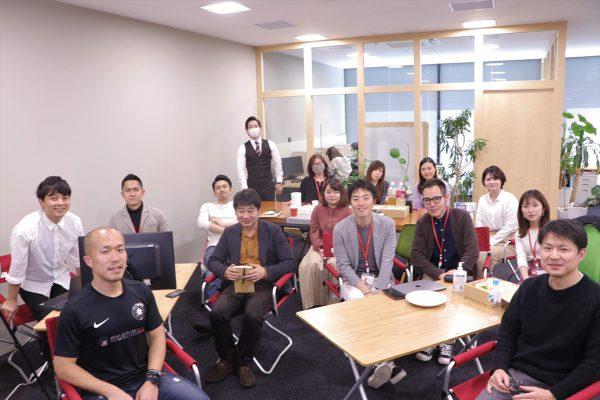 RITA GROUP(リタグループ)へムーンムーン竹田浩一が睡眠講座